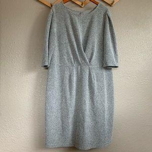 Three Dots plus-size sweater dress - 2X